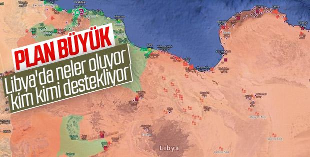 İç karışıklıktaki Libya: Öne çıkan 4 silahlı güç var