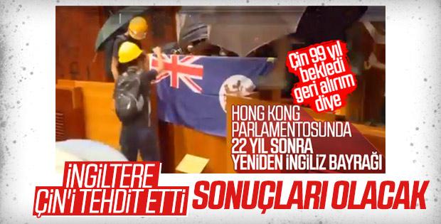 İngiltere ile Çin'in paylaşamadığı kent: Hong Kong