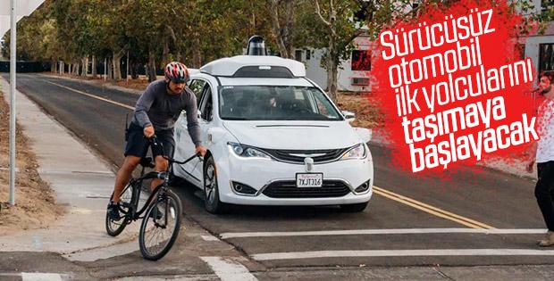 Sürücüsüz otomobil yollardaki yerini alacak