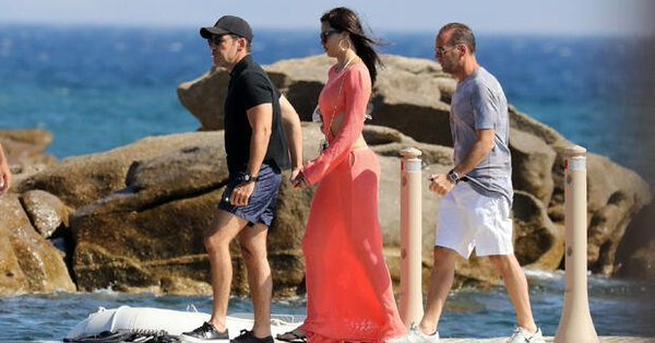 Adriana Lima yeni aşka yelken açtı