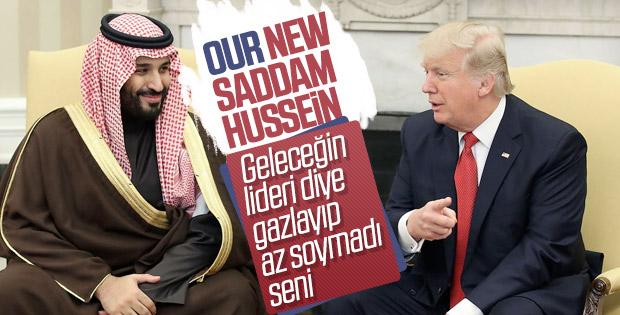 ABD medyasından Suudi Prens uyarısı
