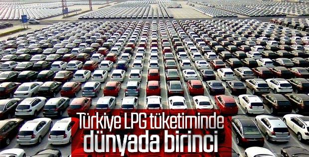 Türkiye LPG kullanımında zirvede