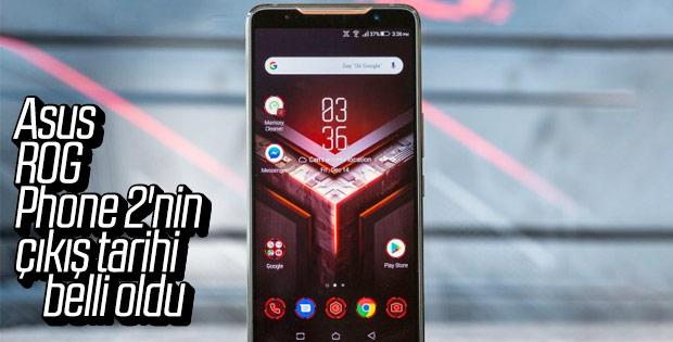 Asus ROG Phone 2, 23 Temmuz'da tanıtılacak