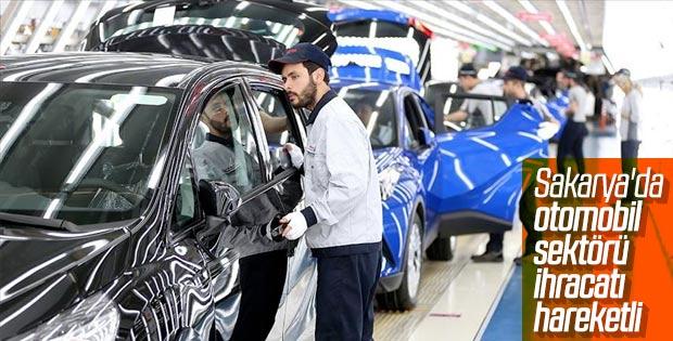 Sakarya otomotiv sektöründe de öne çıkıyor