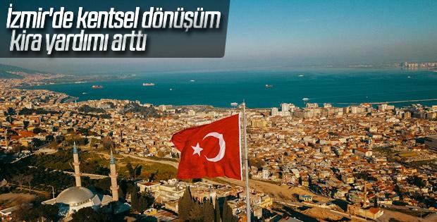 2019 yılında İzmir'de kira yardım bedeli değişti