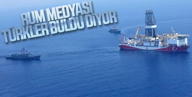 Rumlar, Türkiye'nin doğalgaz bulduğunu öne sürdü