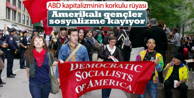 ABD gençleri sosyalizmi tercih ediyor