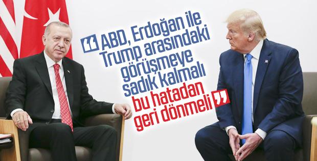 Türkiye'den ABD'ye: Bu hatadan geri dönün