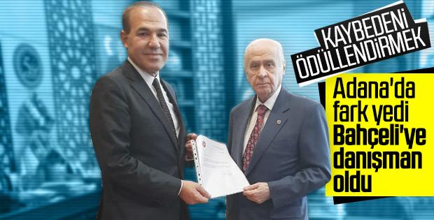 MHP'de Hüseyin Sözlü'ye yeni görev