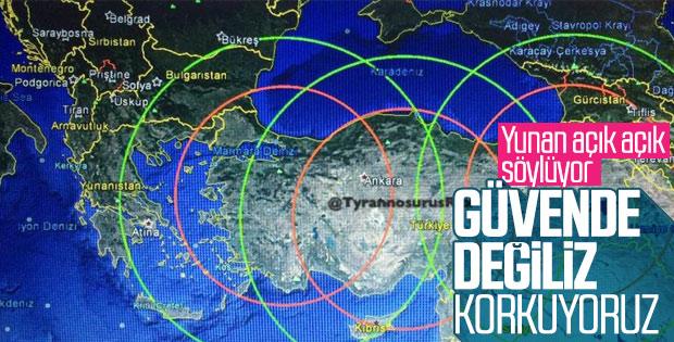 Yunanistan Türkiye'nin S-400 almasından rahatsız