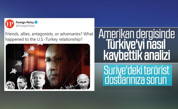 Foreign Policy'deki Türkiye analizi