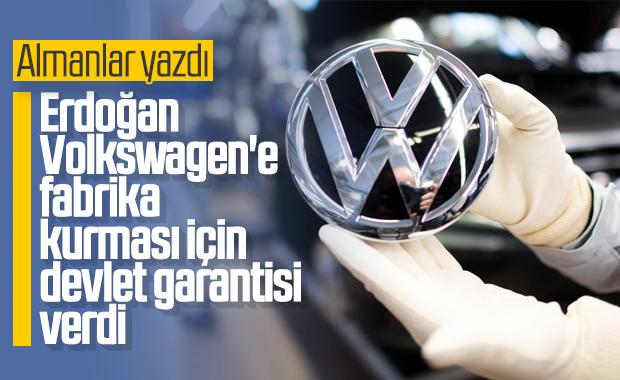Volkswagen Türkiye'ye gelecek