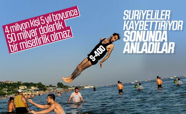 İstanbul'daki kaçak Suriyeliler hükümetin gündeminde