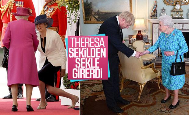 Kraliçe Elizabeth, Boris Johnson'a yetkiyi verdi