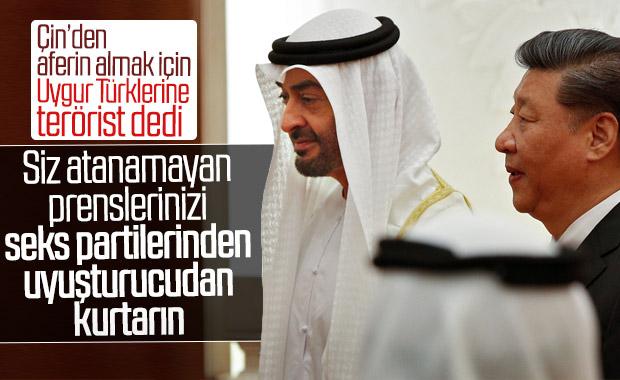 BAE Uygur Türklerine terörist dedi