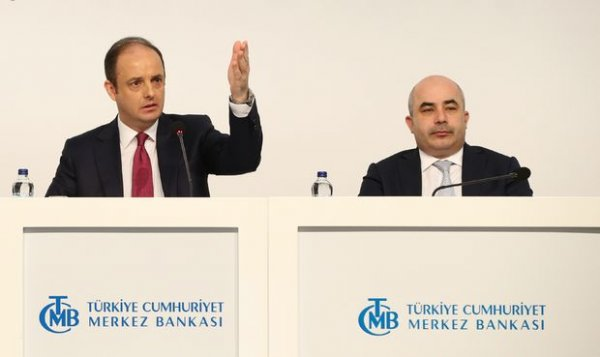 Merkez Bankası'nda başkan değişti, faiz indi