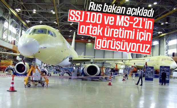 Rusya'da Türkiye ile yeni bir ortak üretim açıklaması