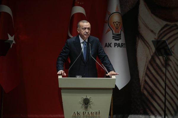Cumhurbaşkanı Erdoğan'dan faiz kararına ilk yorum