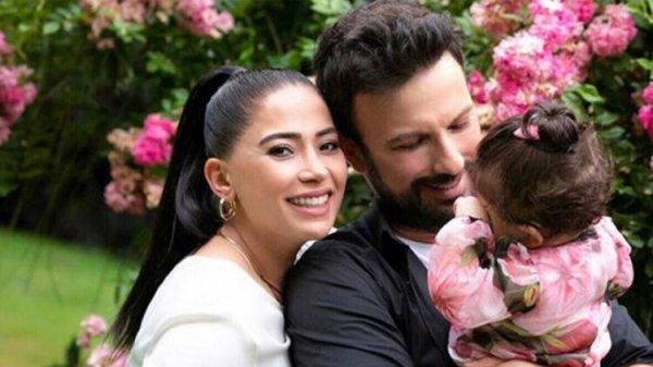 Tarkan kızının birinci yaş gününden fotoğraf paylaştı