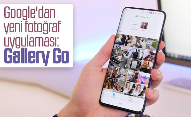 Google, Gallery Go isimli yeni fotoğraf uygulamasını yayınladı