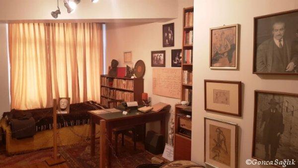 Ünlü yazar ve şairlerin yaşayan evleri