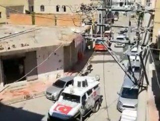 HDP'nin kaçak elektrik sistemi #1