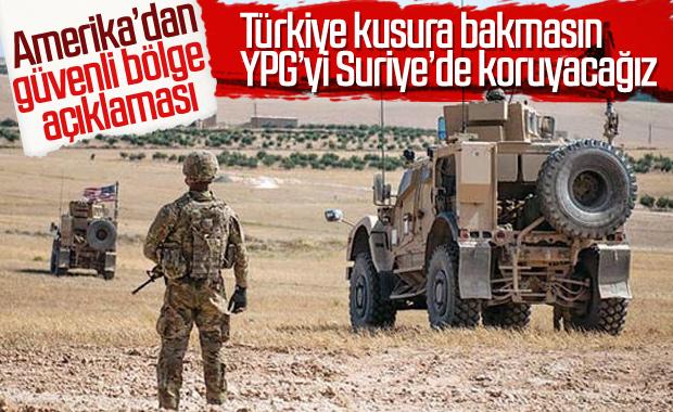 ABD: Güvenli bölge konusunda Türkiye ile anlaşamadık