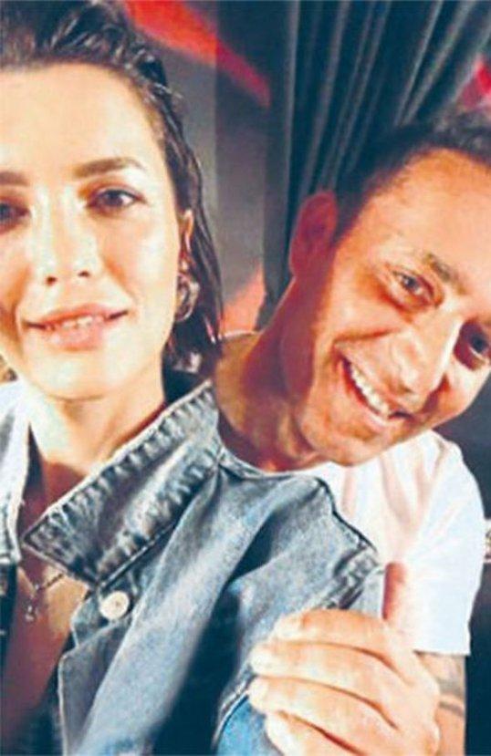 Mustafa Sandal'ın yeni aşkı