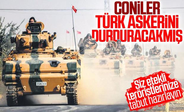 ABD, Türkiye'yi operasyonu engellemekle tehdit etti