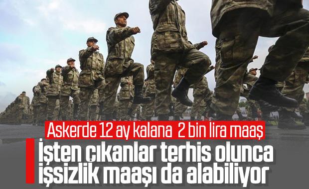 Yeni askerlik sisteminde elde edilen haklar