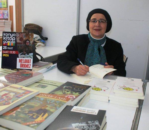 Melahat Ürkmez ile yeni romanı Hadimi'yi konuştuk