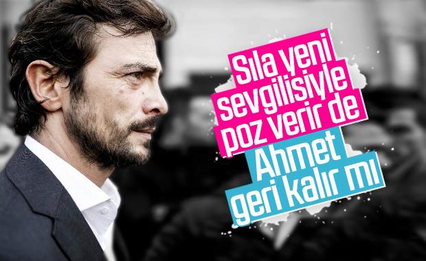 Ahmet Kural sevgilisiyle birlikte görüntülendi