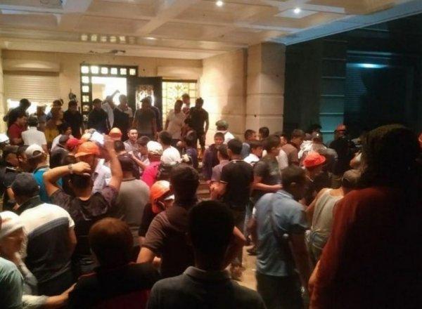 Atambayev'in evine düzenlenen operasyon yarım kaldı