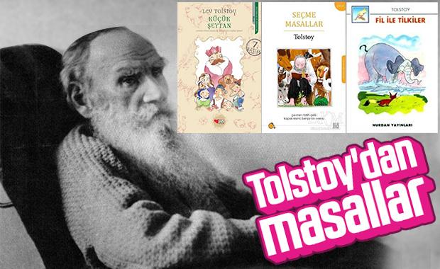 Tolstoy'dan etkileyici 4 masal