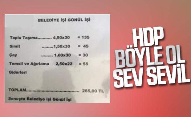 Tuşba Belediyesi'nde başkan yardımcısının maaşı belirlendi