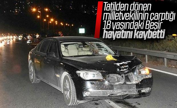 İzmir'de İyi Partili milletvekilinin çarptığı yaya öldü