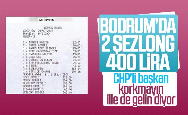 Bodrum'da tatilciler yüksek fiyatlardan şikayetçi