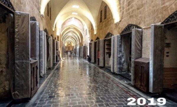 Halep'te hayat normale dönüyor