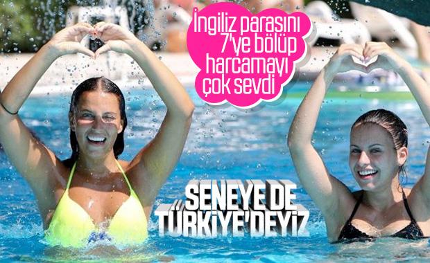 İngiliz turistlerin tercihi Türkiye