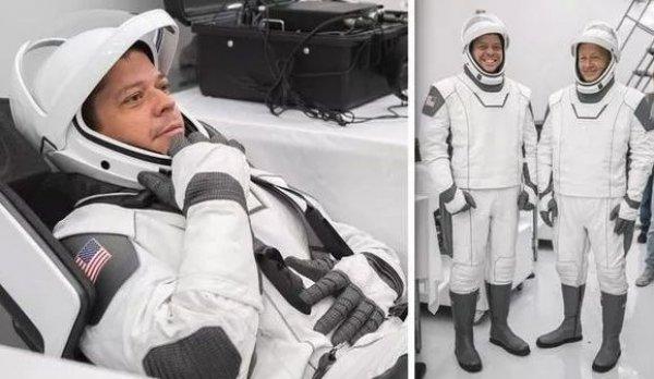 NASA, yeni kıyafetlerini tanıttı