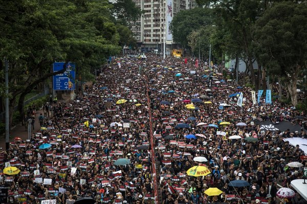Hong Kong'da olan bitenin özeti