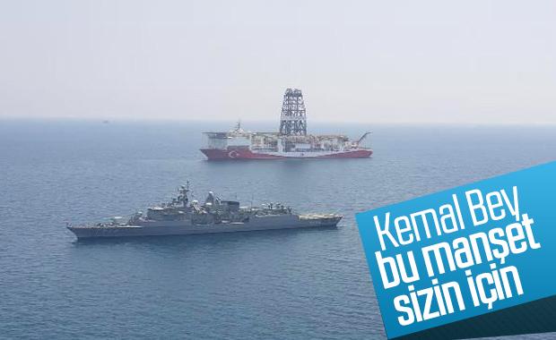 Türkiye'nin Doğu Akdeniz'deki sondaj faaliyetleri
