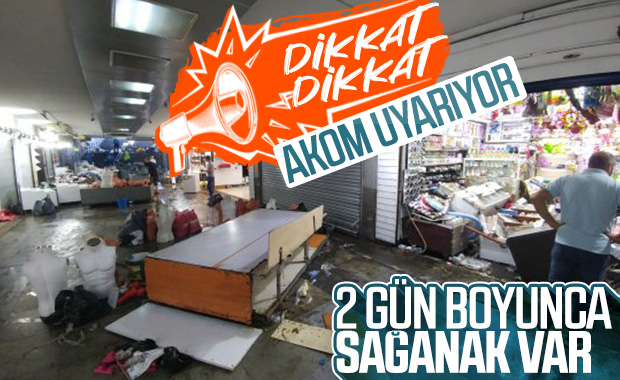 İBB'den İstanbul için yeni uyarı