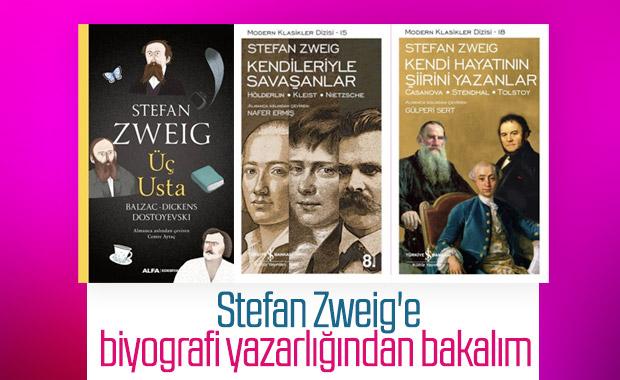 Stefan Zweig'in gözünden 9 dünyaca ünlü sanatçı