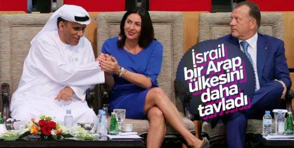 İsrail ile BAE'den istihbaratta dev işbirliği