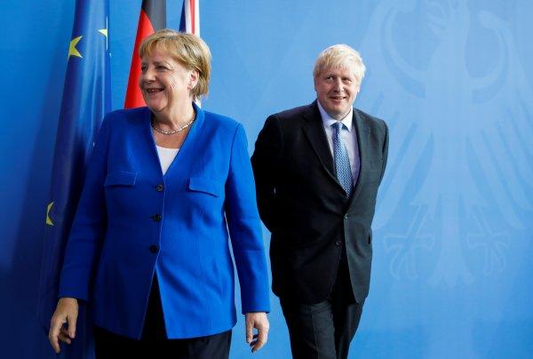 Boris Johnson'ın tavırları Almanları kızdırdı