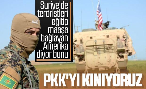 ABD, Türkiye'deki PKK saldırılarını kınadı
