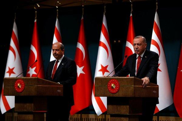 Erdoğan'ın Kılıçdaroğlu'na Doğu Akdeniz yanıtı