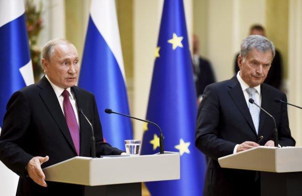 Putin: Rusya, ABD'ye aynı şekilde karşılık verecek