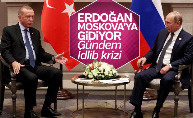Cumhurbaşkanı Erdoğan Rusya'ya gidecek